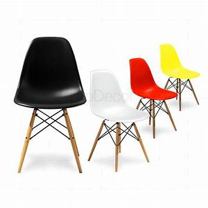 Polyrattan Stuhl Weiß : eames dsw stuhl in wei 125 00 modecor hochwertige ~ Indierocktalk.com Haus und Dekorationen