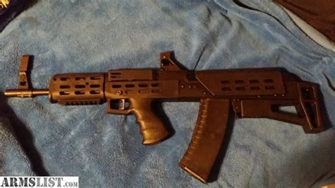 Ak 74 Bullpup Romanian/with