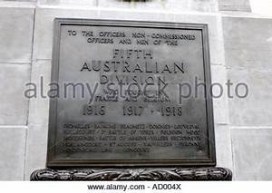 Australian 5th Division memorial and cemetery at Buttes in ...