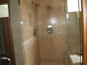 Marble Shower Accent Tile
