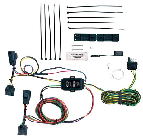 hopkins towing solution 56204 plug in simple vehicle to