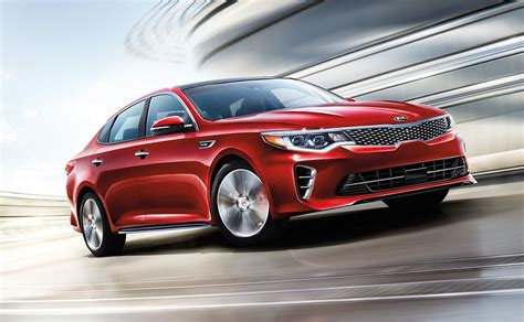 What's New  2018 Kia Optima  Ancira Kia News