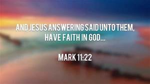 Bible Verses About Faith - YouTube