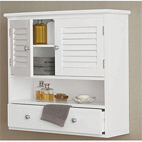 white wall cabinet  bathroom home furniture design