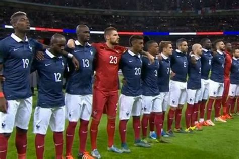 French National Anthem What Are The Words