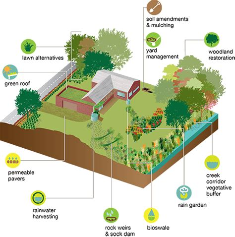 landscape design guide rainscaping guide learn how to incorporate sustainable