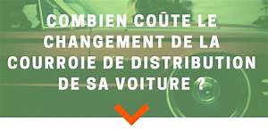 Combien Coute Une Courroie De Distribution : prix du changement du kit et de la courroie de distribution d 39 une voiture ~ Maxctalentgroup.com Avis de Voitures