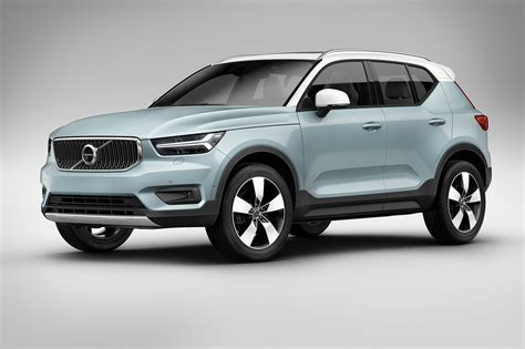 The New Volvo by Volvo Xc40 Gets New Engines Equipment For 2020 Car Magazine