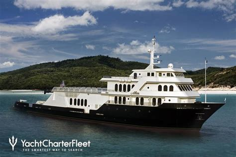 Yacht Global by Global Yacht Charter Price Shadow Marine Luxury Yacht
