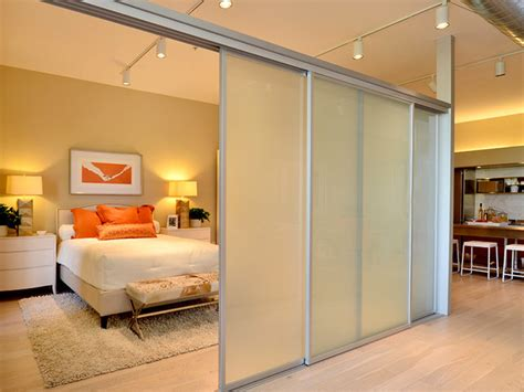 Contemporary Open Air Loft Room Divider Project