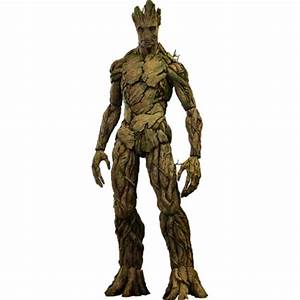 Hot Toys Guardians of the Galaxy Groot 1:6 Scale Figure