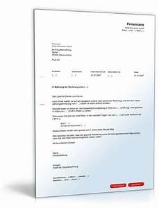 Rechnung Gemeinnütziger Verein Muster : 2 mahnung mit angebot ratenzahlung muster vorlage zum ~ Themetempest.com Abrechnung