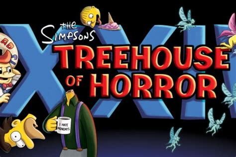 'the Simpsons' Treehouse Of Horror Marathon To Air Oct.