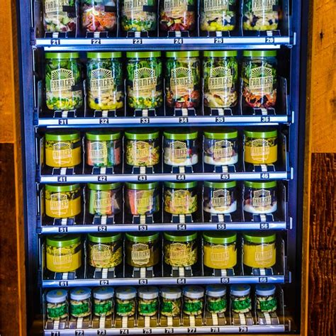 Healthy Lunch Options Salad Vending Machine  Shape Magazine. Creative Ideas Backyard Sandbox. Painting Ideas Picture Frame Molding. Storage Ideas Over Stairs. Modern Victorian Kitchen Ideas. Wood Valentine Ideas. Christmas Lunch Ideas. Storage Ideas Teenage Bedrooms. Tattoo Ideas Pictures