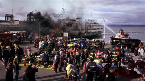 Ferry Boat Crash Episode by The Show Grey S Anatomy Takes Place In The Marvel