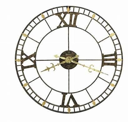 Clock Roman Numeral Face Template Numerals Clipart