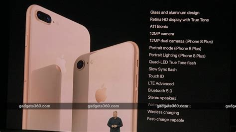 iphone 8 features iphone 8 iphone 8 plus launched price in india starts