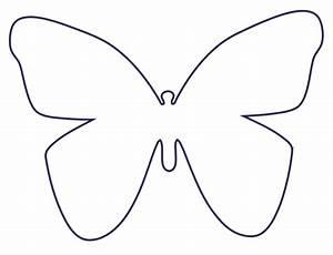 Schmetterlinge Basteln Zum Aufhängen : schmetterling schnittmuster druckvorlage schmetterlinge ~ Watch28wear.com Haus und Dekorationen