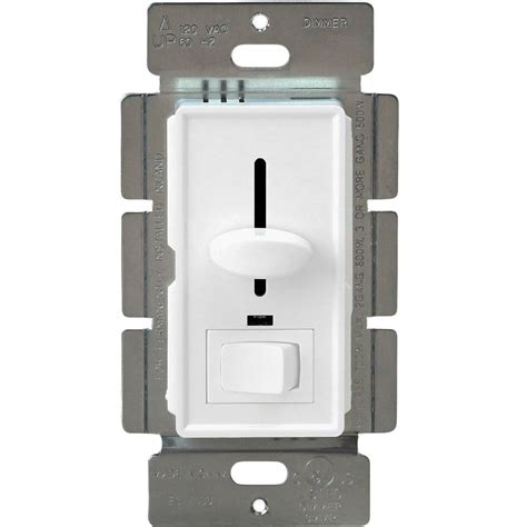decorator dimmer light wall switch 3 way led locator