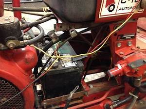 C160 Wiring Harness - Wheel Horse Electrical