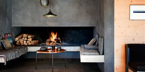 repeindre une cuisine en m un salon avec cheminée nos idées déco