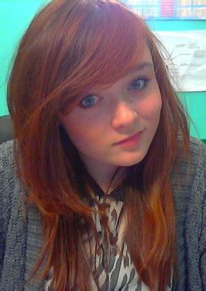 hair dye gallery red mahogany