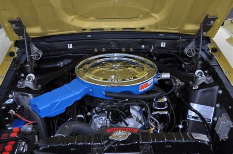 1969 Ford 302 Engine by 1969 Ford Mustang 302 Fastback 176904
