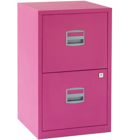 two drawer locking file cabinet bisley 2 drawer locking a4 filing cabinet pfa2 fuschia pink
