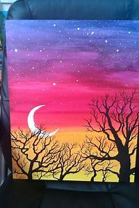 Easy Acrylic Painting Ideas – alternatux.com