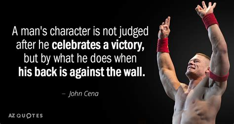 Cena Quotes Top 25 Quotes By Cena Of 129 A Z Quotes
