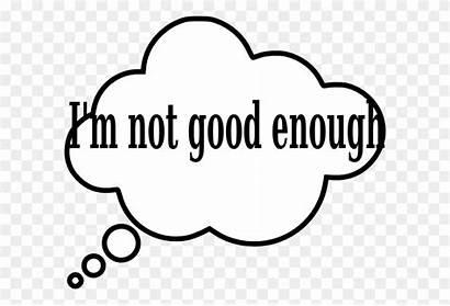 Self Clip Esteem Clipart Talk Negative Boys