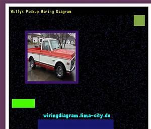 Willys Pickup Wiring Diagram  Wiring Diagram 175446
