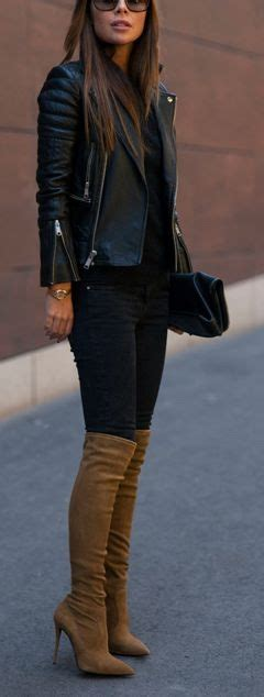 How To Wear A Leather Jacket With Jeans 2019