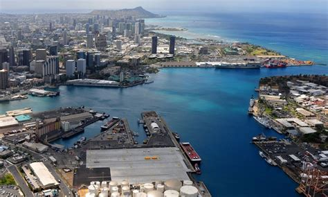 Honolulu (Oahu Island Hawaii) Cruise Port Schedule | CruiseMapper
