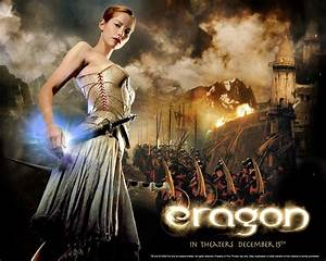 Celebrities, Movies and Games: Eragon Movie Posters 2006