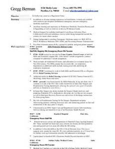 nursing responsibilities for resume er responsibilities resume