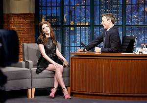 """Anna Kendrick Appears, Old 97's Perform On """"Late Night ..."""