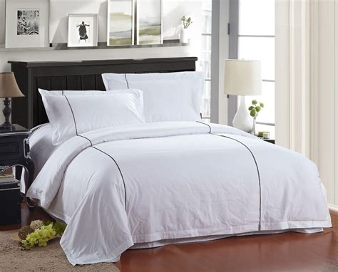 hotel collections 100 combed cotton 40s luxury white