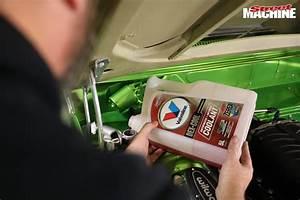 Harrop Blower Install To A Holden Lc Gtr Torana