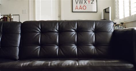 How To Clean Leather Sofa by How To Clean Leather Furniture Real Faux White And