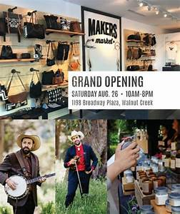 Makers Market – we're having a Party and you're Invited ...