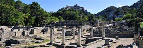 site du si e site archéologique de glanum