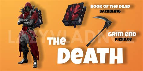skin concept  grim reaper   death