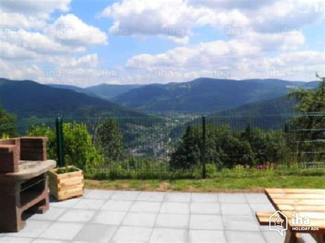 chalet for rent in saulxures sur moselotte iha 44532