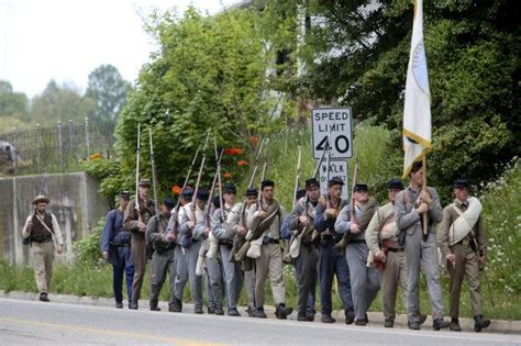 Vmi Cadets Honor New Market Valor Roanoke Times Virginia
