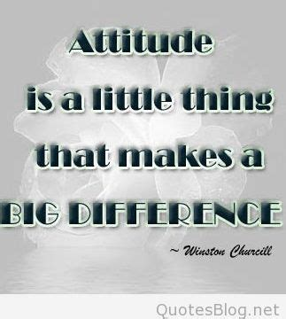 Attitude quotes and messages