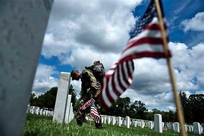 Memorial Open Closed Remain Arlington Flags Cemetery