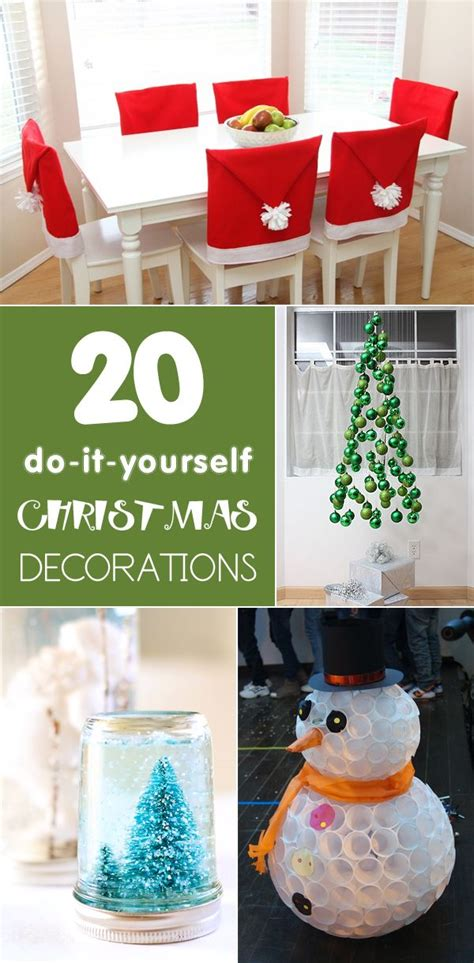 Decorate Your Home For The Holidays With These Easy Diy