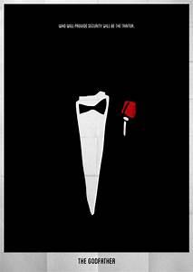 Minimalist Movie Posters on Behance