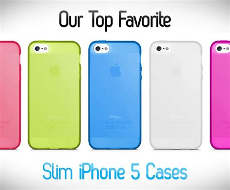 best protective for iphone 5s our top 15 favorite slim iphone 5 cases the ultimate